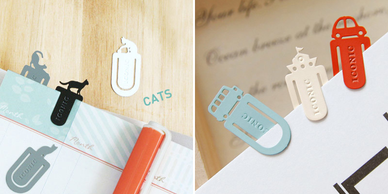 Make Bookmarks - Paper Clip