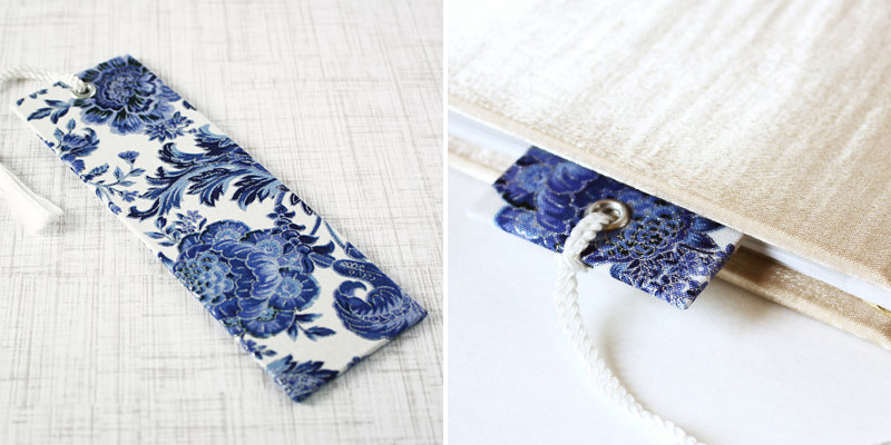 Make Bookmarks - Fabric