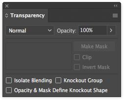 Custom Printed Materials 10 - Transparency