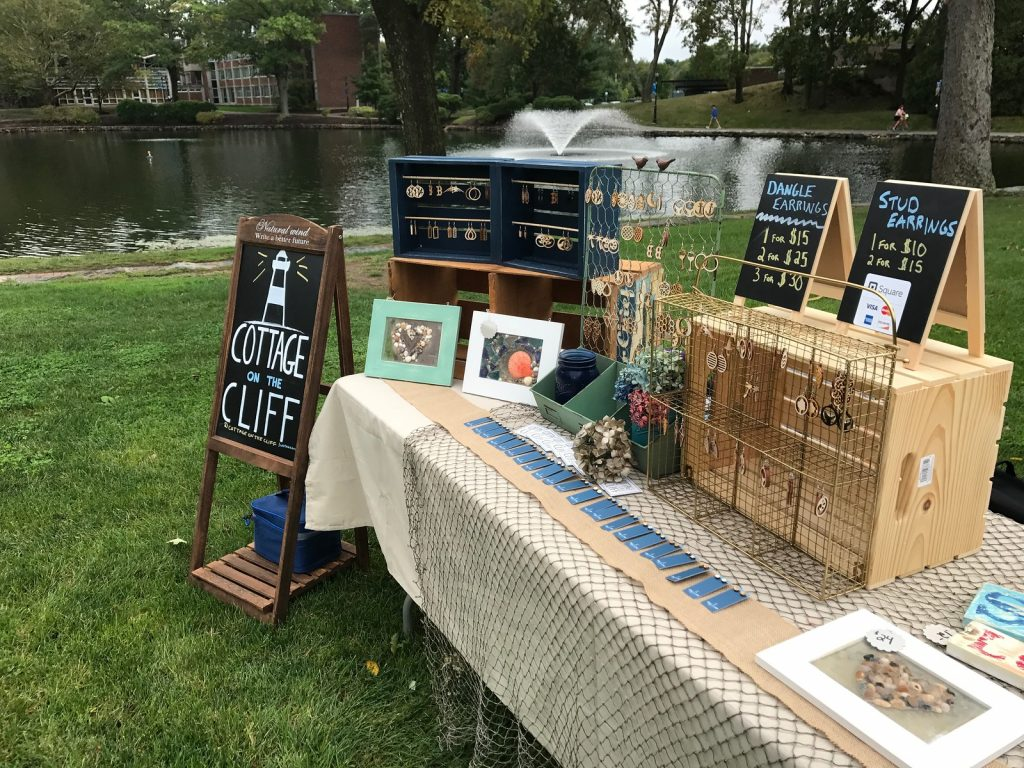 Cottage On The Cliff - Craft Fair
