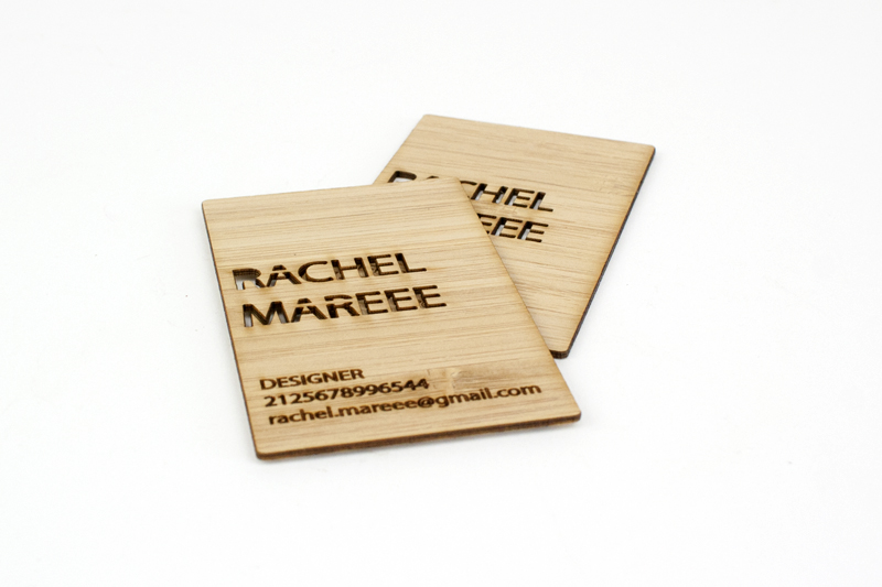 Bamboo 10 - Business Cards