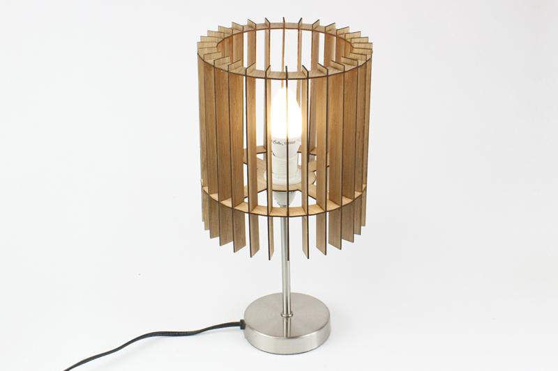 Bamboo 3 - Lamp
