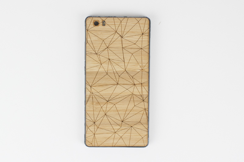 Bamboo 6 - Phone Case