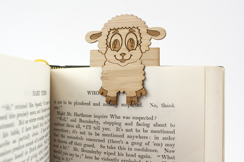 Bamboo 8 - Bookmark
