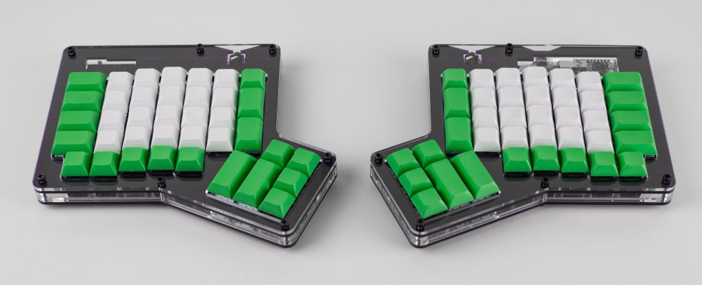 Ergonomic Mechanical Keyboards Turn Pain Relief Into A Small Business