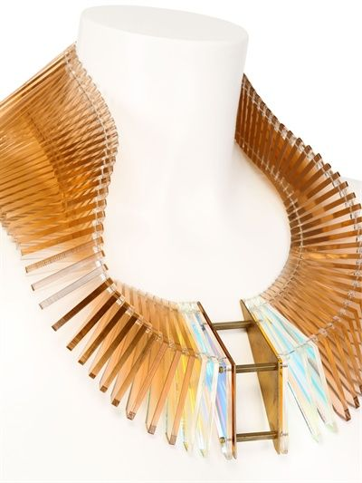 Laser Cut Products 14 - Sarah Angold Kingla Necklace