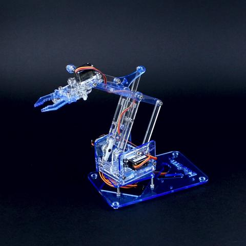 Laser Cut Products 18 - MeArm Robotic Arm