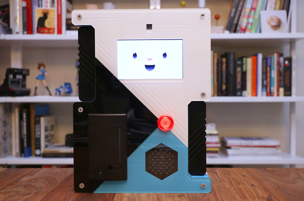 Laser Cut Products 24 - SelfieBot