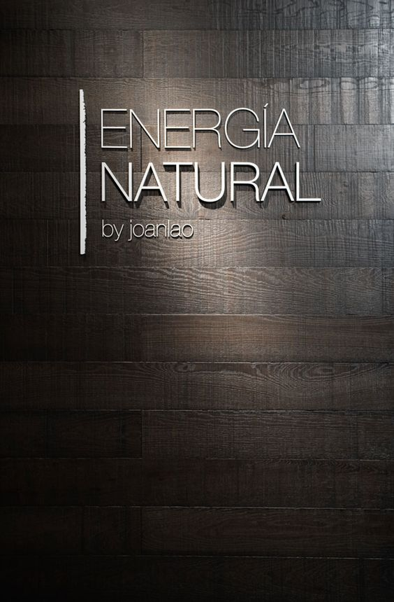 Laser Cut Products 48 - Joan Lao Natural Office Sign