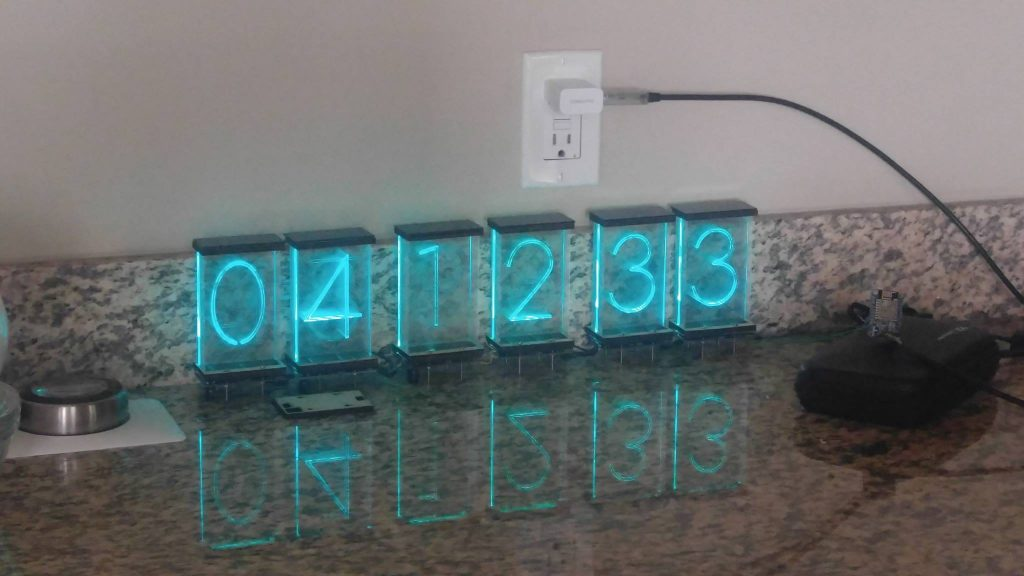 Reinventing The LED Nixie Clock | LED Nixe Clock