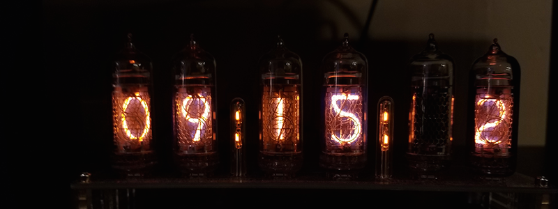 Lixie Labs LED Nixie Clock 6 - Not Working