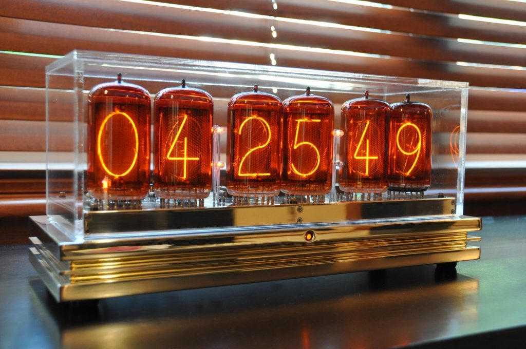 Lixie Labs LED Nixie Clock 8