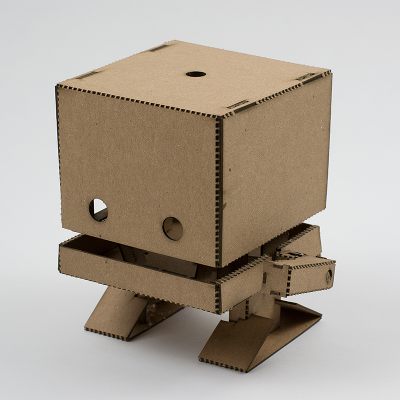 Electronics Project Boxes 26 - TJBot
