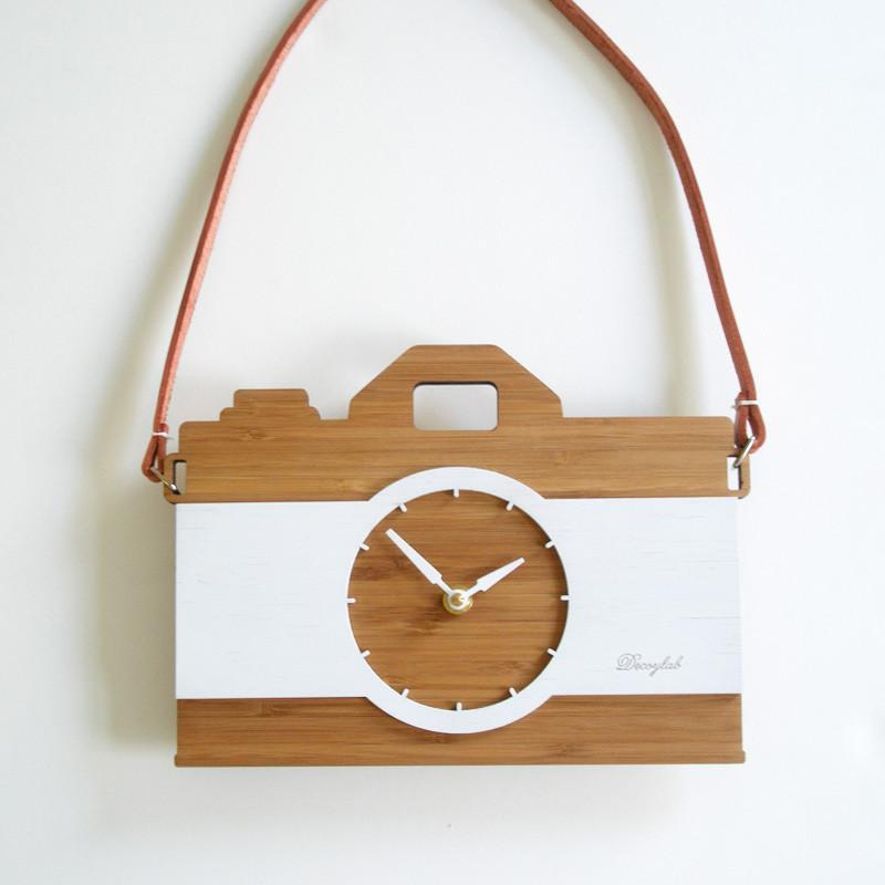 Laser Cut Products 10 - Camera Clock