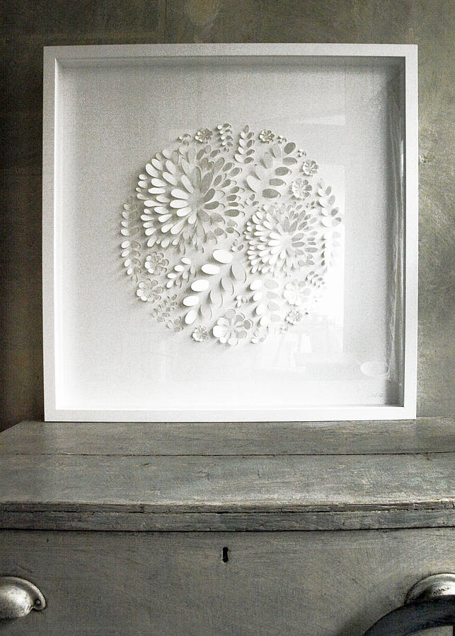 Laser Cut Products 32 - Illustries Botanical Art