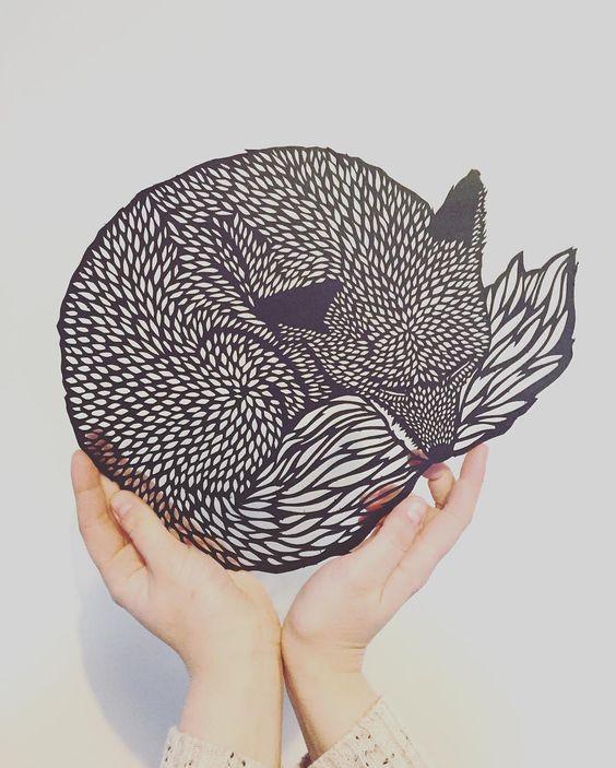 Laser Cut Products 36 - Fox And Bear Art