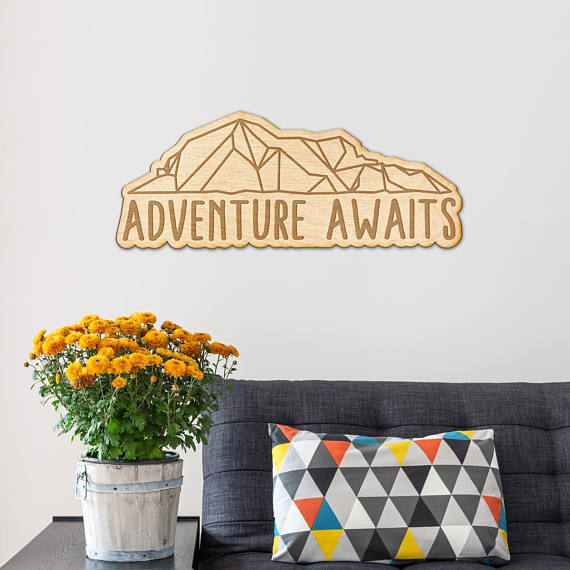 Laser Cut Products 39 - Woodums Wall Art