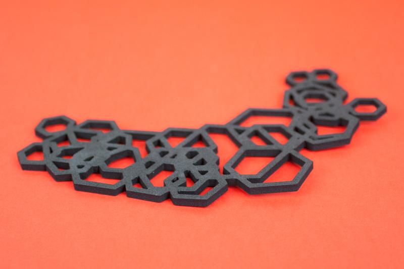 NZ EVA Foam 7 - Necklace