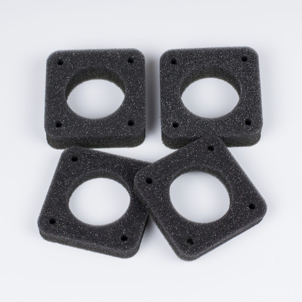 USA New Materials 3 - Polyurethane Foam Gaskets