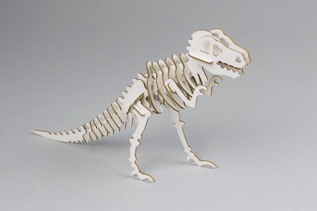 USA New Materials 8 - Coaster Board T-Rex