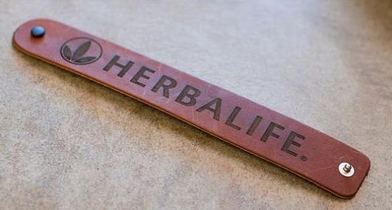 Herbalife Wristband