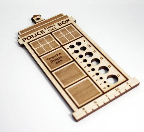 creative promotional product ideas - decoration - needle gauge