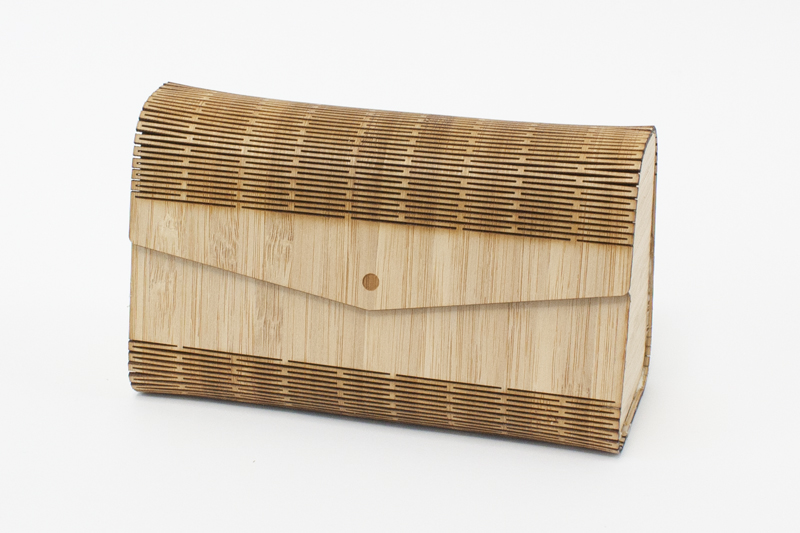 creative promotional product ideas - wooden Bag