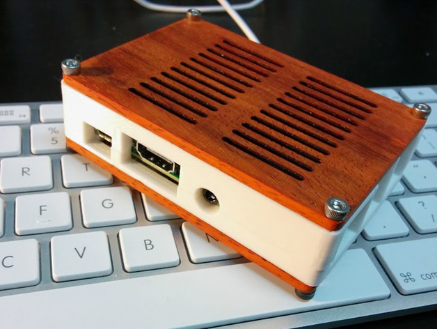 Raspberry Pi 2 B Ice Cream Sandwich Case