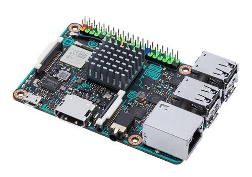 Raspberry Pi - Asus Tinker Board
