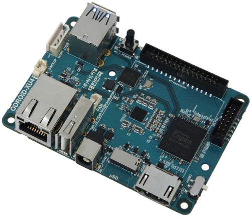 Raspberry Pi - ODROID-XU4