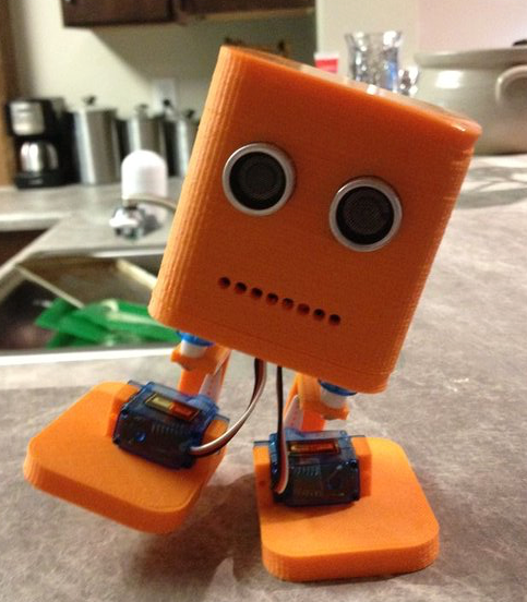 Arduino Guide - Bob The Biped