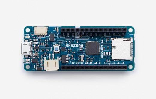 Arduino Guide - MKRZero
