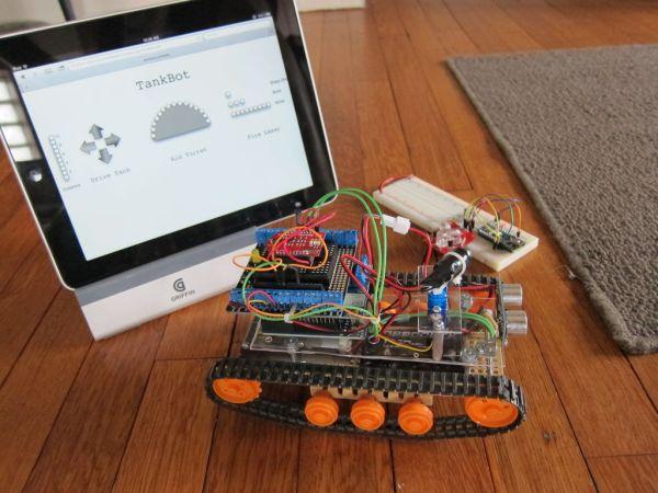 Arduino Guide - Tank Robot