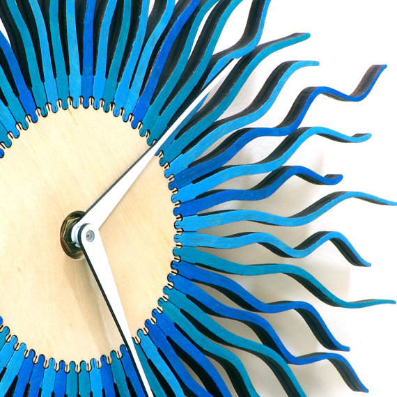 Make A Clock - Ardeola Laser Cut Clock