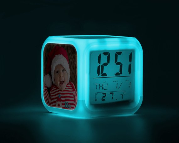 Make A Clock - BlueBirdieLLC Digital Cube