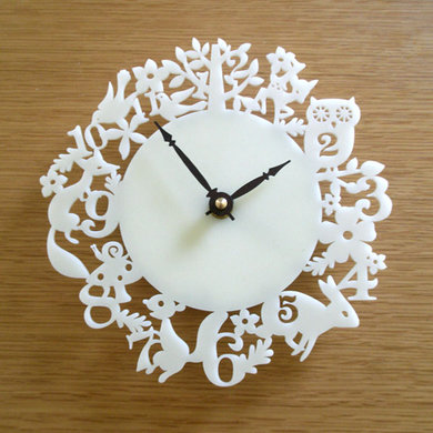 Make A Clock - Maiko Kuzinishi Acrylic Analoy