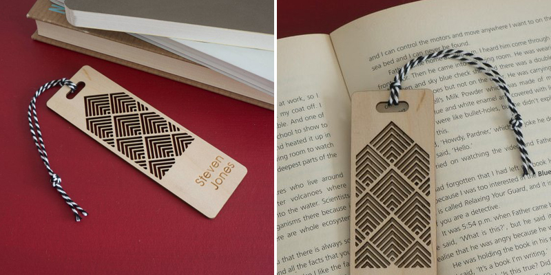 Make Bookmarks 32 - Wood - BelvedereCollections