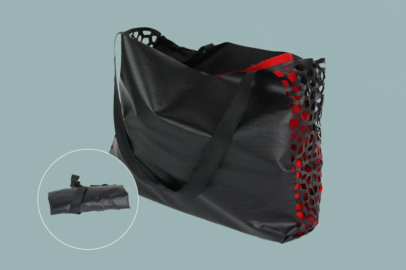 Ripstop Nylon NZ 2 - Custom Reusable Tote Bag