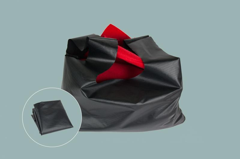 Ripstop Nylon NZ 5 - Custom Reusable Shopping Bag
