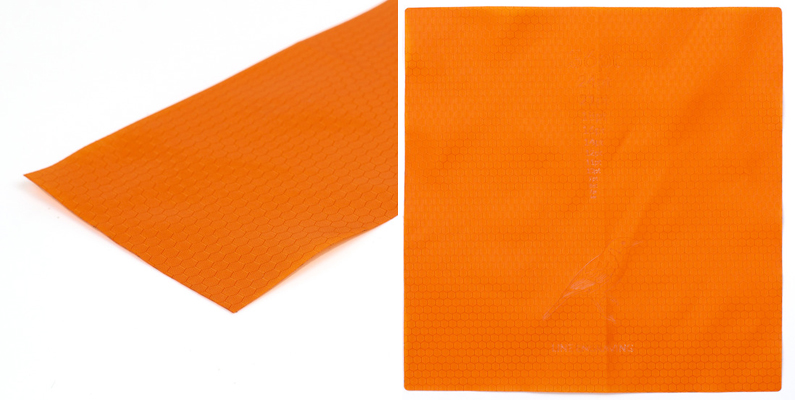 Ripstop Nylon USA 10 - Orange Sheet