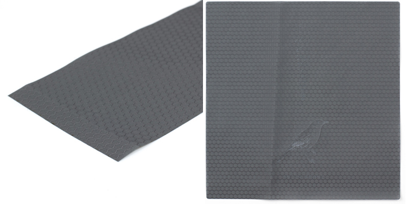 Ripstop Nylon USA 11 - Grey Sheet