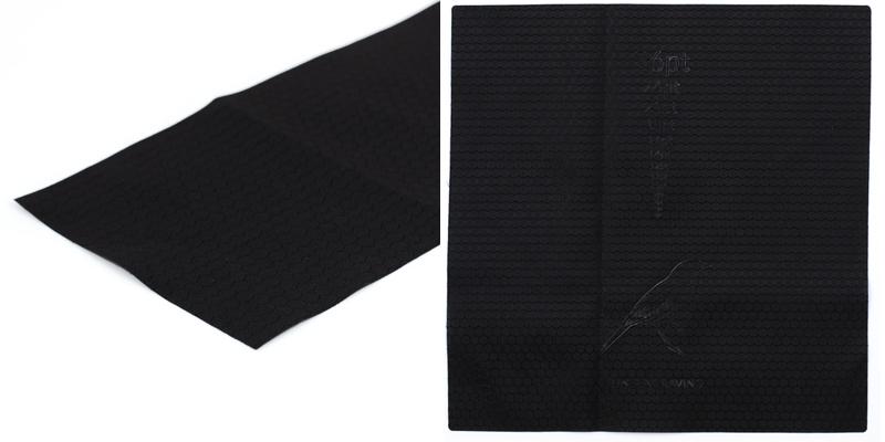 Ripstop Nylon USA 9 - Black Sheet