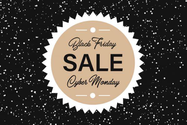 Black Friday Cyber Monday Sale Header