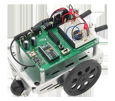 Building A Robot 4 - BoeBotUSB