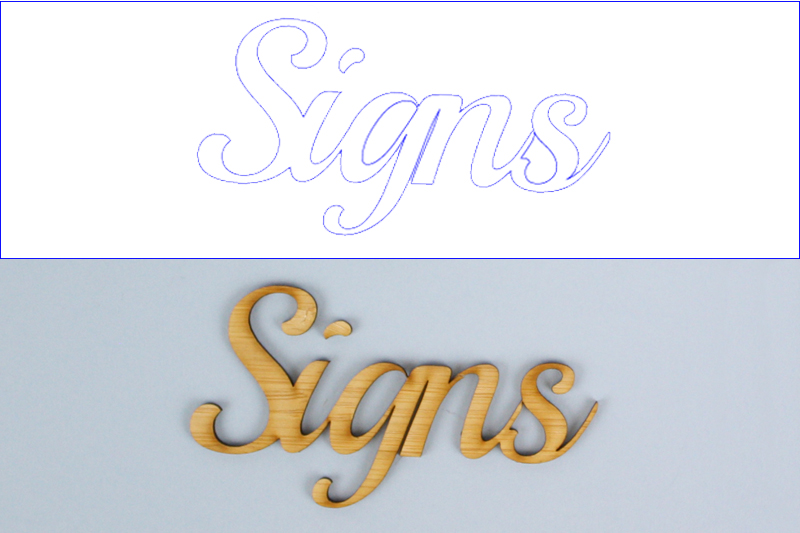 Making Signs 5 - Signs Design Files