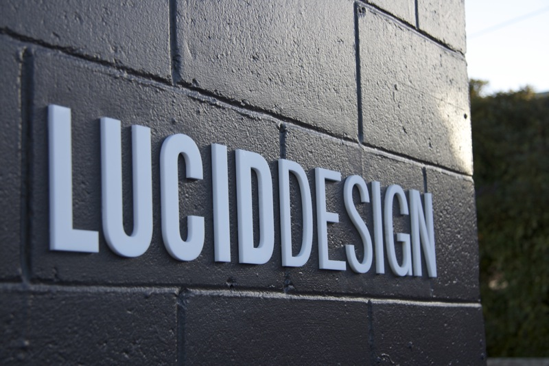 Making Signs 6 - Lucid Design