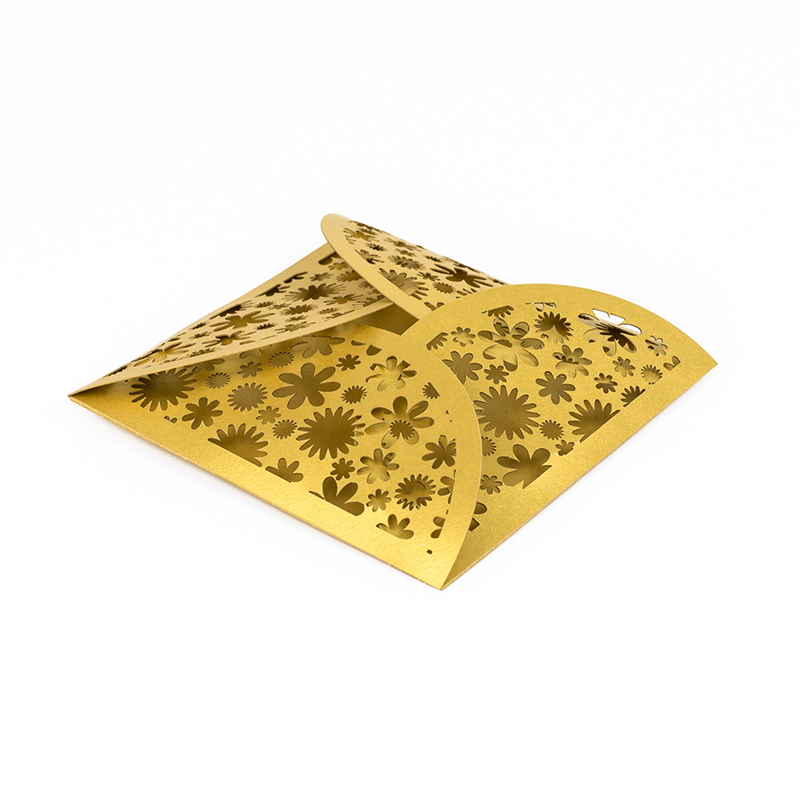 USA Cardstock Paper 2 - Gold Envelope