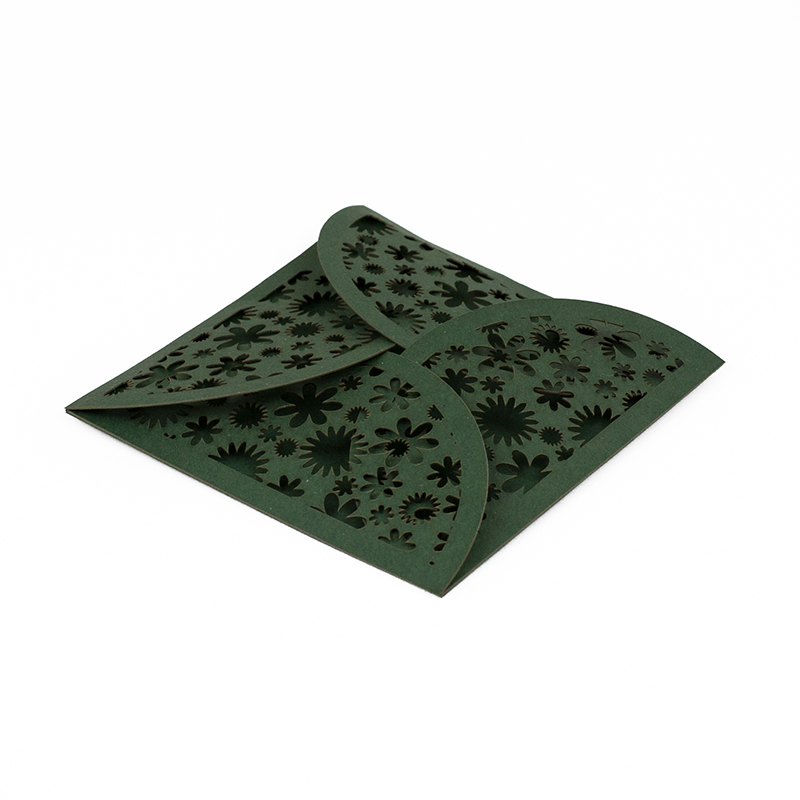 USA Cardstock Paper 3 - Green Envelope