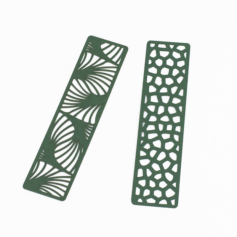 USA Cardstock Paper 5 - Green Bookmarks