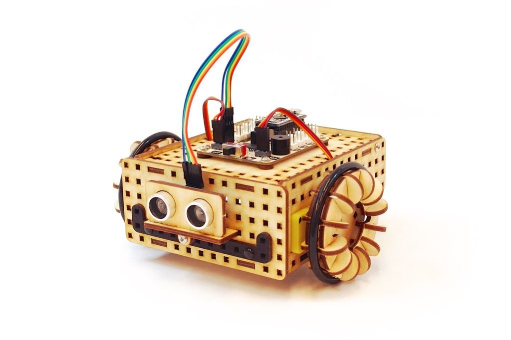 engineering projects Lofi Robot